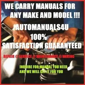 2006 Mitsubishi Raider Service And Repair Manual