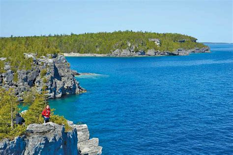 Two National Parks at the Tip of the Bruce Peninsula ...