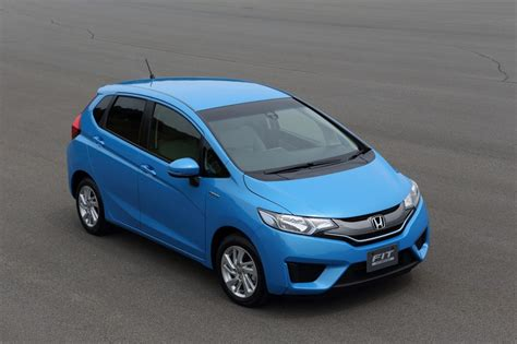 Allnew Honda Fit On Sale Today (in Japan), Including Fit