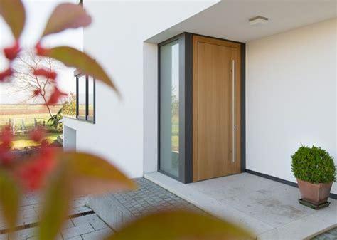 Den Hauseingang Ins Rechte Licht Ruecken by Moderne Haust 252 R Aus Holz Modell Basic Hochwertige