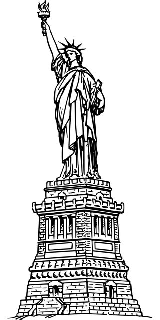 Free vector graphic: America, American, Landmark - Free