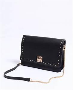 Kleine Tasche Schwarz : kleine tasche mit nieten schwarz 60 916819899a08 pimkie ~ Watch28wear.com Haus und Dekorationen