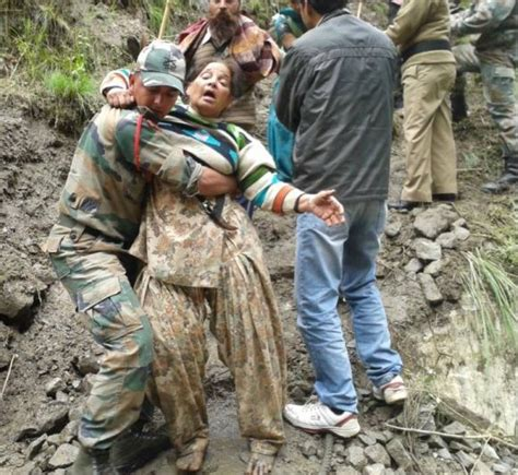 massive devastation  uttarakhand rediffcom news