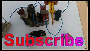 How To Limit Switch With Relay Wiring   Limit Switch