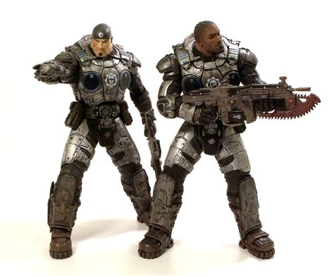 Neca's Sdcc Exclusive Gears Of War Jace Stratton