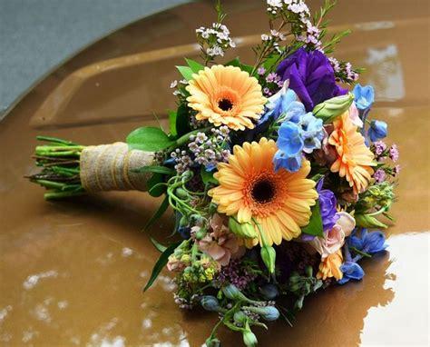Best 25+ Wildflower Wedding Bouquets Ideas On Pinterest