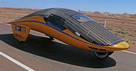 Solar Car by Solar Powered Vehicles On The Rise Automotive