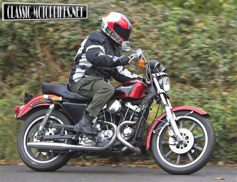 1979 Harley-davidson Xls1000 Sportster Roadster Pic 2