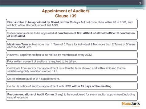 audit auditors companies act