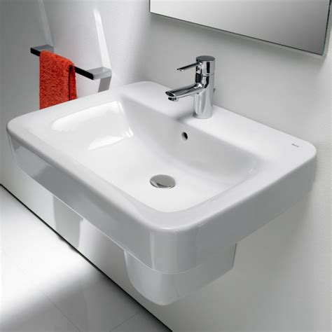 roca senso square bathroom sink uk bathrooms