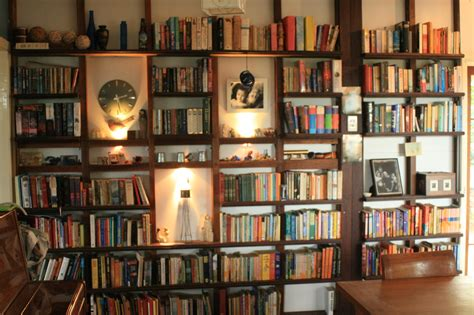Our Bookshelf In The Wall