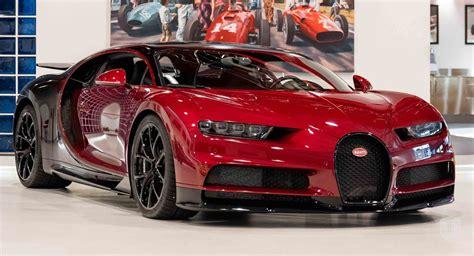 bugatti chiron classy carscoops