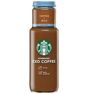 Related iced coffee from tim hortons: Starbucks New Iced Coffee with Milk- Light (Only 50 ...