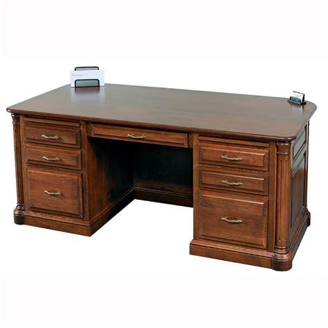 partner desk home office jefferson partner desk home wood furniture
