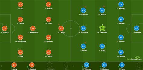 Man of the Match Osasuna vs Real Madrid: Casemiro - Bola.net