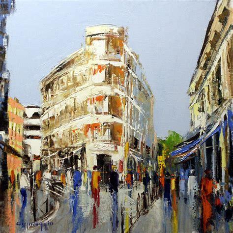 galerie graal galeries d contemporain peinture celestin messaggio centre ville a