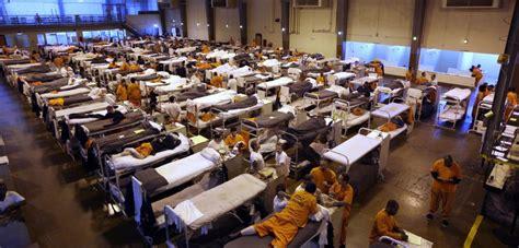supreme court reviews prison overcrowding