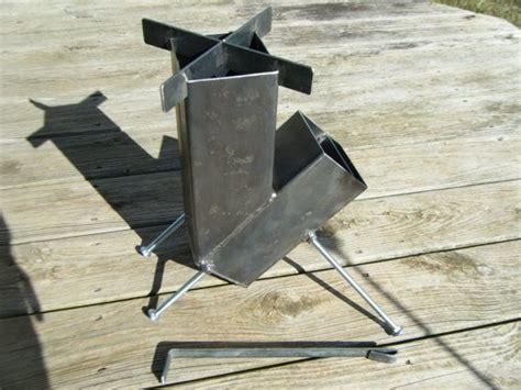 rocket stove  feeding gravity feed design  improved