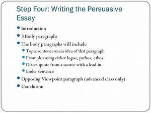 pathos essay topics