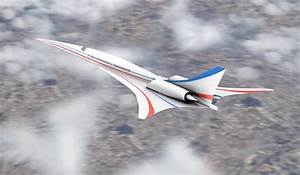 NASA Awards Design Contract Of New Quiet Supersonic ...