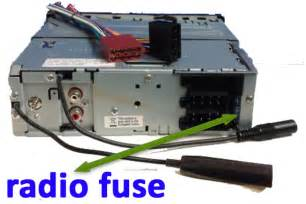 ford fusion 2012 problems no power to aftermarket stereo radiodashkits car stereo