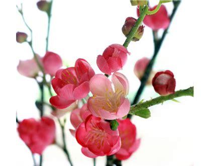 fiore della bellezza maxi ramo fiore di pesco artificiale fior di loto riccione