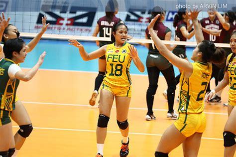 Centro informativo sobre la actividad del equipo. Palma sees bright future for FEU's young middle blocker Villareal   ABS-CBN News