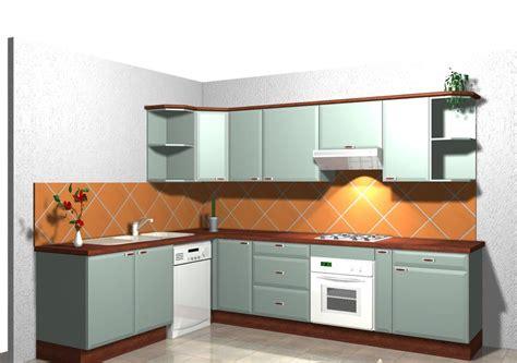 cuisine et cuisine vert d 39 eau