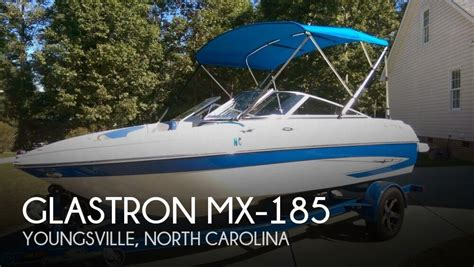Glastron Mx 185 Boat by Glastron Mx 185 Boats For Sale