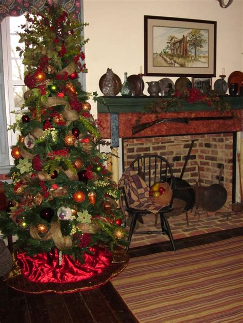 colonial christmas colonial pinterest