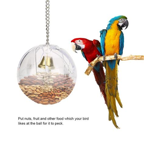 Parrot Feeder by Pet Parrot Feeder Toys Bird Feeder Hang Foraging