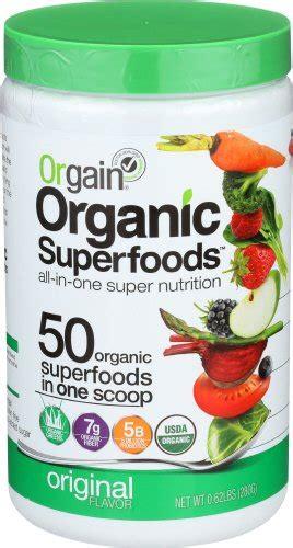 Amazon.com : Orgain Organic Plant Based Protein Powder