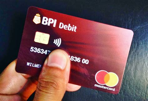 Write your name and signature. How To Pay Online With Bpi Debit Card | Applycard.co