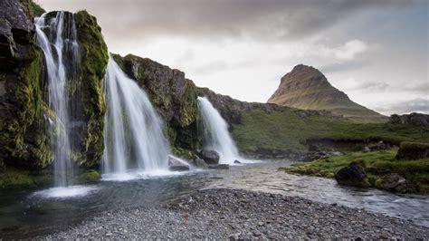 Iceland Kirkjufell Waterfall 4k Wallpaper Travel Hd