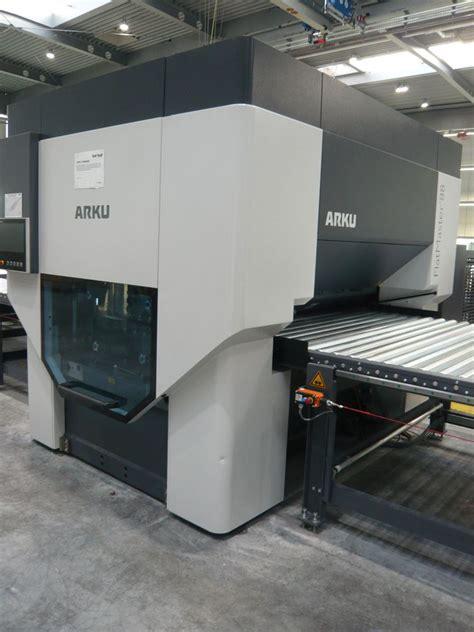 Straightening Machine ARKU Flatmaster 88200