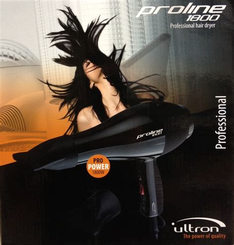 sechoir ultron proline  professional cezard coiffure