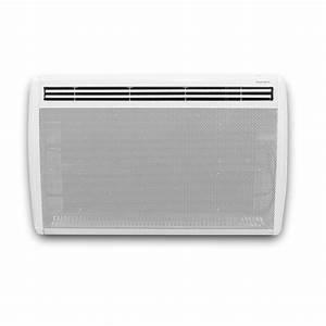 Radiateur Electrique Rayonnant : radiateur rayonnant bricorama ~ Nature-et-papiers.com Idées de Décoration
