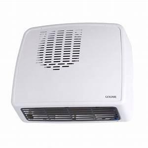 Bathroom Heater White  Gbh100