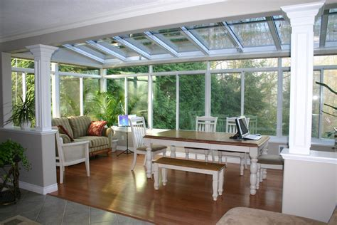 Four Seasons Sunroom by Four Seasons Sunrooms Vancouver Designs Solariums In Bc
