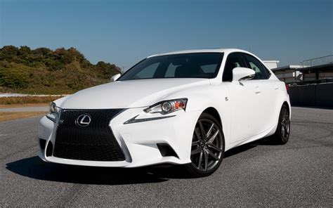 lexus 2014 sport 2014 lexus is 350 sport front three quarters photo 24