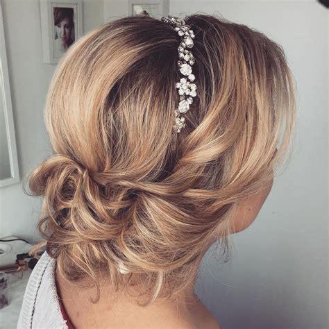 30 schöne Hochzeit Frisuren romantische Braut Frisur