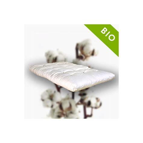 Futon 100% Coton Bio  Coton Issu De L'agriculture