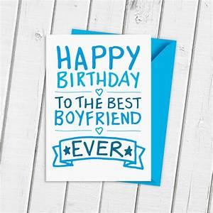 happy birthday boyfriend card by a is for alphabet ...