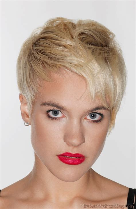 How To Cut A Pixie Hairstyle by Pixie Cut Hairstyles Hairstyle For