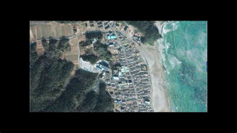 Japan Earthquake / Tsunami; Satellite Images Before And