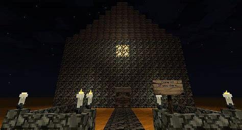 creepy house minecraft map