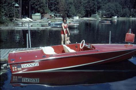Donzi Wooden Boats by Donzi 18 Barrelback Donzi Boat Boating