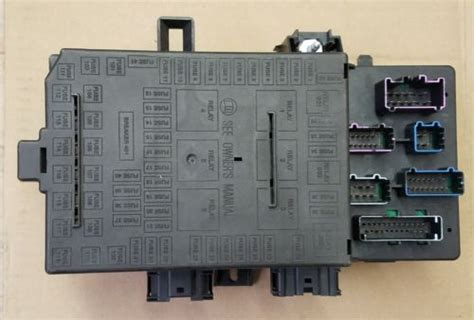 06 Expedition Fuse Box by 03 06 Navigator Expedition Fuse Box Power Distribution Oem