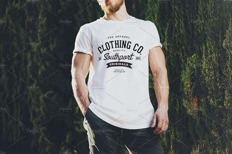 white blank  shirt mockup  product mockups creative
