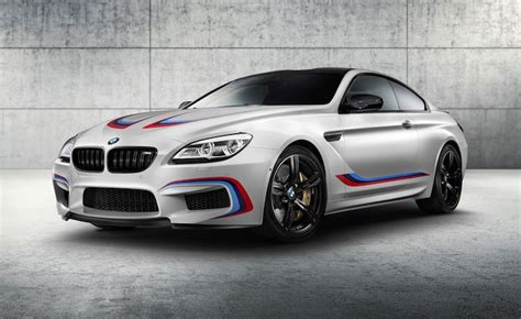 2016 Bmw M6 Competition Package Cranked Up To 600 Hp